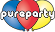 Chesterfields BEST party shop. For a huge selection of Fancy dress including costumes, wigs, hats, facepaints, tights & stockings -  along with a wide range of party goods including banners, helium balloons ,invitations - PLUS Chesterfields WIDEST range of display quality and garden fireworks choose PureParty